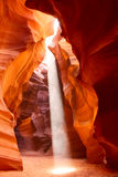 De Canion van de antilope Royalty-vrije Stock Afbeelding