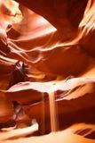 De Canion van de antilope Royalty-vrije Stock Foto's