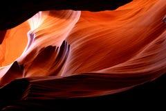 De canion van de antilope Stock Foto's