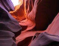 De Canion van de antilope, AZ Royalty-vrije Stock Foto's