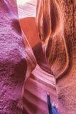 De canion van de groef in Arizona Royalty-vrije Stock Foto