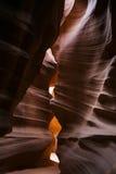 De canion van de groef in Arizona Royalty-vrije Stock Afbeelding