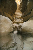 De Canion van de Groef van Californië royalty-vrije stock afbeelding