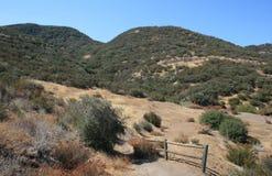 De Canion van de heuvel Stock Foto's