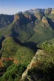 De Canion van de Rivier van Blyde Stock Foto's