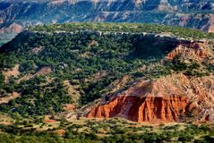 De Canion van Duro van Palo, Texas royalty-vrije stock afbeeldingen