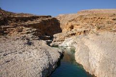 De canion van het water stock fotografie