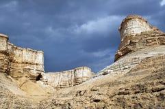 De canions van de berg Royalty-vrije Stock Foto