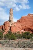 De Canions van Utah Stock Afbeelding
