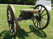De canon van het brons Royalty-vrije Stock Foto's