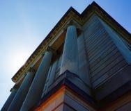 De Capitoolbouw Royalty-vrije Stock Afbeelding