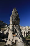 De Cappadocia paisaje Gereme fantástico Fotografía de archivo