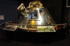 De Capsule van Apollo Stock Foto's