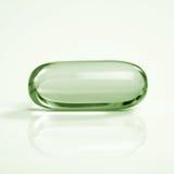 De capsule van de geneeskunde Stock Afbeeldingen