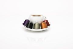 De capsule van de koffie Royalty-vrije Stock Afbeelding