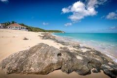 De Caraïbische Scène van het Strand Royalty-vrije Stock Fotografie