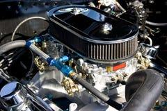 de Carburator van jaren '60Pontiac GTO royalty-vrije stock afbeelding