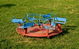 De carrousel Stock Afbeelding