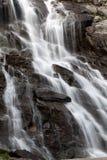 De cascade van Balea Royalty-vrije Stock Fotografie