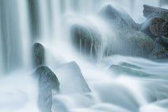 De Cascade van de konijnrivier Royalty-vrije Stock Afbeelding