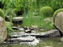 De cascade van het water Royalty-vrije Stock Foto