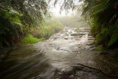 De Cascades van Leura Royalty-vrije Stock Fotografie