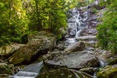 De Cascades van Ramsey Stock Foto