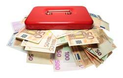 De Cassette van het contante geld Stock Fotografie