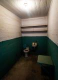 De Cel van de Alcatrazgevangenis Royalty-vrije Stock Foto's