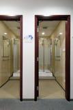De cel van de douche Stock Foto's