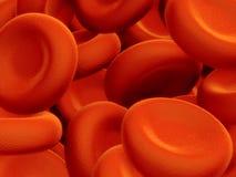 De cellen van het bloed Royalty-vrije Stock Afbeeldingen
