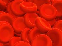 De cellen van het bloed Royalty-vrije Stock Afbeelding