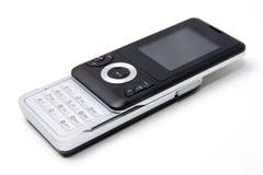 De celtelefoon van de dia stock foto
