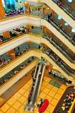 De centrale bibliotheek van Hong Kong stock fotografie