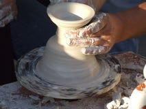 De cerámica Foto de archivo libre de regalías