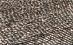 De ceramische tegels van het Dak Stock Foto's