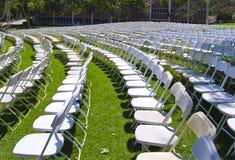 De ceremonie van de graduatie Royalty-vrije Stock Foto