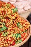 De Ceremonie van de koekjeshalsband van het koekje in Thailand Royalty-vrije Stock Fotografie