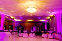 De ceremonie van het decoratiehuwelijk van India Royalty-vrije Stock Foto