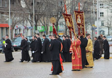 Ceremonie Royalty-vrije Stock Afbeelding