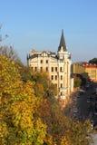 ` De château du ` s de Richard de ` à Kiev photographie stock