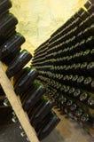De champagne van het pakhuis Royalty-vrije Stock Afbeeldingen
