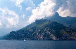 De charme van het Sorrentina-schiereiland Stock Foto's