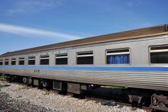 De charriot de train Special longtemps Image stock