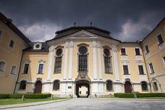 De chateau en museumboeken Stock Afbeeldingen