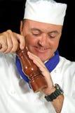 De Chef-kok van de peper royalty-vrije stock fotografie