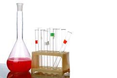 De chemie van het onderwijs Stock Fotografie