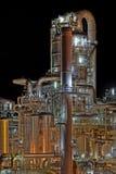 De chemische Faciliteit van de Productie Stock Foto