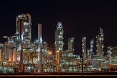 De chemische Faciliteit van de Productie Royalty-vrije Stock Foto's