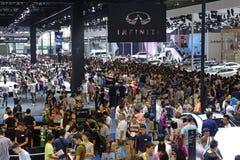 17de Chengdu-Motorshow Stock Afbeelding